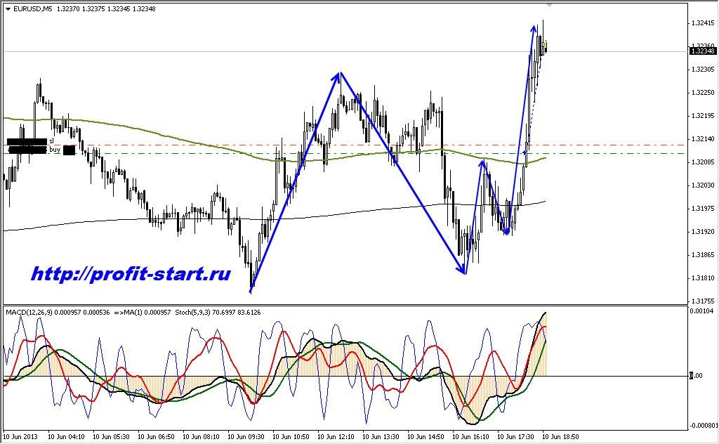 Торговля на форекс eur usd 10.06.13