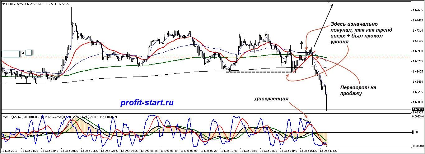 Торговля на форекс eurnzd 13.12.13